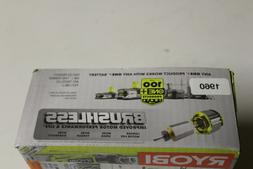 1960 Ryobi P238 One+ 18V Brushless 3-Speed 1/4 in. Hex Impac