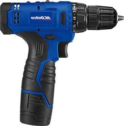 """ACDelco ARD12126P 12V Lithium-Ion Cordless 2-Speed 3/8"""" Dr"""