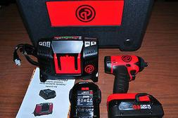 """Chicago Pneumatic 8828K 3/8"""" Dr 20V IMPACT WRENCH 2 Battery"""