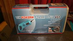 """Compact Impact Wrench Kit 12V DC Electric 1/2"""" Tool Driver R"""