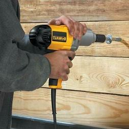 DEWALT DW293 7.5-Amp 1/2-Inch Impact Wrench with Hog Ring An