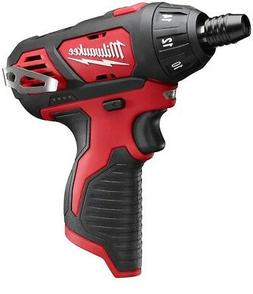 Milwaukee 2401-20 M12 12-Volt Cordless Sub-Compact Driver -