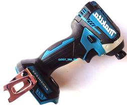 "New Makita Brushless 18 Volt XDT14 Cordless 1/4"" 3-Speed Bat"