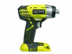 New Ryobi P236A 18V Impact Driver Tri-Beam LED lights Bare T