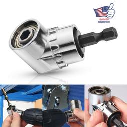 105° Angle Drill Adapter Attachment Impact Driver Extension