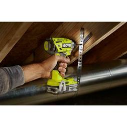 SHIPS NOW!! Ryobi P238 One+ 18V 3 Speed Brushless Impact Dri