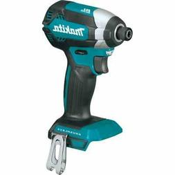 Makita XDT13Z 18-Volt LXT Lithium-ion Brushless Cordless 1/4