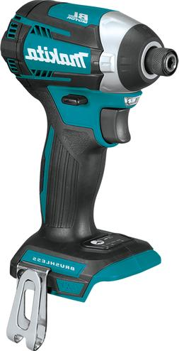 Makita XDT14Z 18V Lithium-Ion 3-Speed Cordless Impact Driver