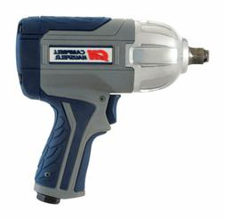Campbell Hausfeld XT002000 Air Impact Wrench Twin Hammer Imp